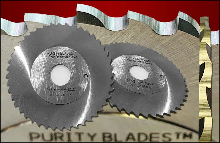 Purity Saw Blades