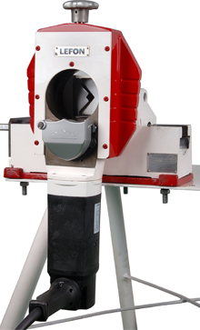 LEFON R4 Heavy Duty Orbital Pipe Saw Specifications: